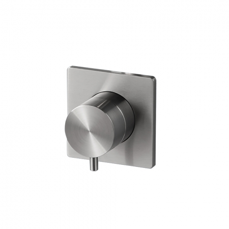 Basin Mono Wall Mixer / Manual Valve 1 Outlet