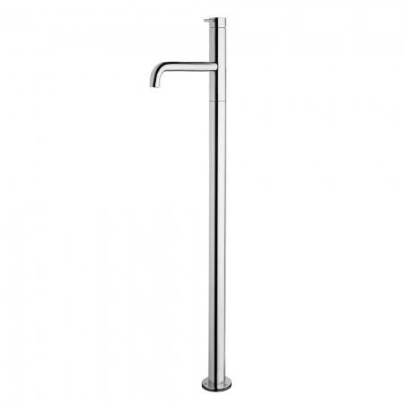 Bath mono floor standing filler