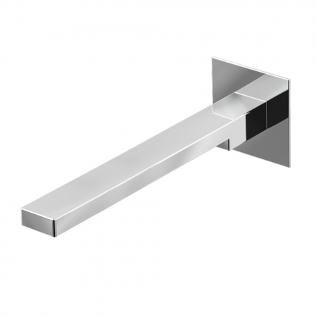 Basin Wall Spout - Chrome