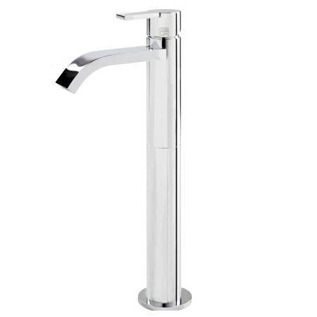 Basin tall mono mixer