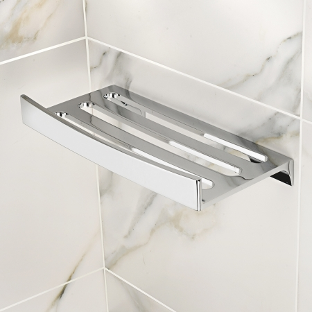 Hotel Shower/Bath shelf 250mm
