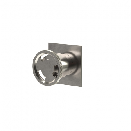 Basin wall mono mixer