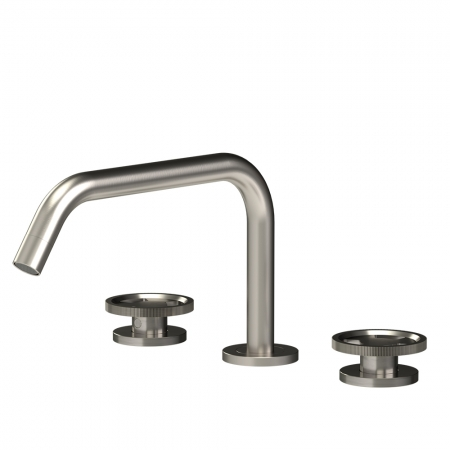 Basin 3 hole deck mixer