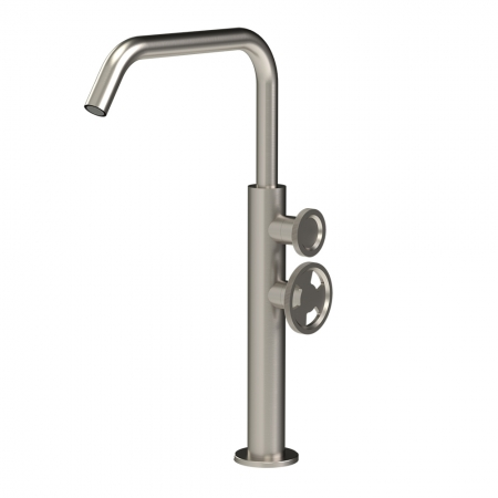 Basin tall mono mixer - Duo control