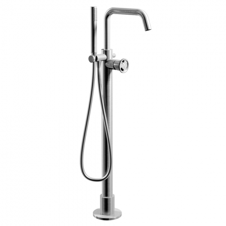 Bath mono floor standing mixer