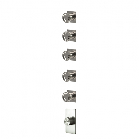 Grand Porta Thermo valve 5 outlet