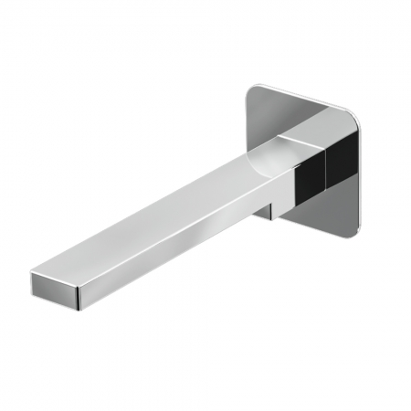 Basin wall spout 190mm