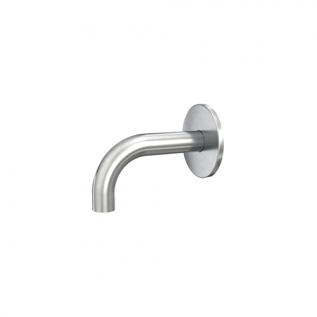 Basin wall spout 100mm