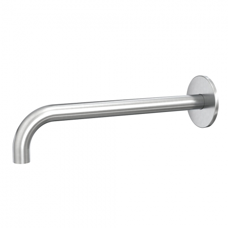 Basin wall spout 250mm