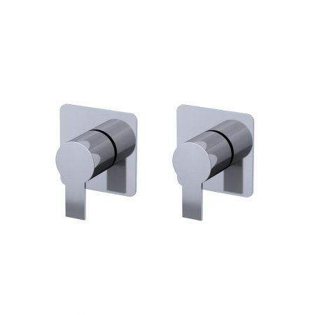"Wall shut off valves ¾"" pair"