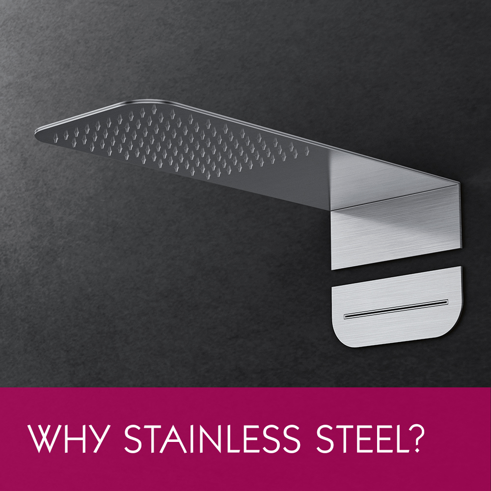 Why stainless steel?
