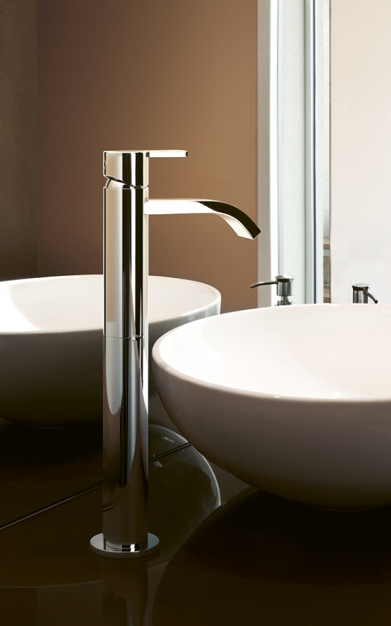 Iko Tall Basin Mono Chrome