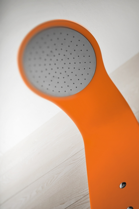 Maco Shower Column Orange