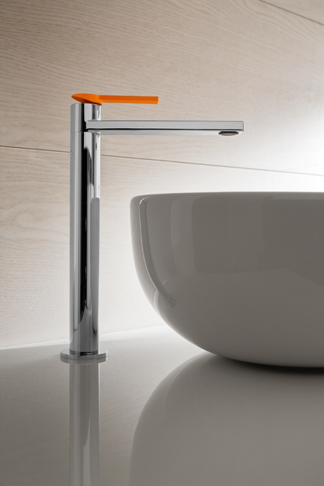 Maco Tall Basin Mono Orange Lever